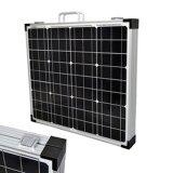 200W Panneau solaire pliable avec les jambes de soutien pour le camping