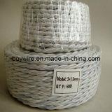 Fil torsadé à trois conducteurs, de fil tressé, câble de textiles (UL VDE SAA)