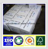 Papel de copia A4 80GSM, papel de la talla A4, resma del papel A4 y precio