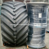 30.5L-32 타이어 수확기 바퀴를 위한 트랙터 임업 강철 바퀴 Dw27X32