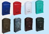 Classic Design Cast Aluminum Mail Box