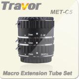 Travor nueva macro de metal profesional el tubo de extensión para Canon (MET-C5).
