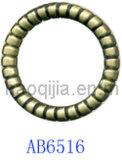 Цинкового сплава окружности кольца
