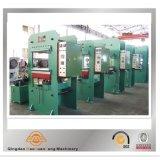 Automatischer Gummirahmen-Typ Platten-hydraulische vulkanisierenaushärtende Presse mit ISObv SGS