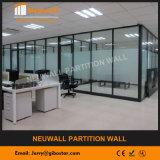 Büro-Trennwand-Büro-Glaswand/abmontierbare Glaswand