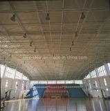 Estructura del braguero de la azotea del espacio para el edificio del metal