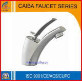 Badezimmer Good Quality Basin Faucet in Brushed Nicke