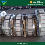 Le bon zinc de fournisseur de qualité a enduit la bande en acier
