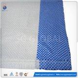 50кг белого цвета РР тканый мешок с кулиской