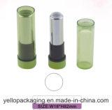 주문을 받아서 만들어진 장식용 포장 립스틱 포장 립스틱 콘테이너 립스틱 관 (YELLO-146)