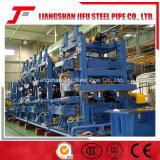 Molino redondo de la fabricación del tubo de la soldadura de alta frecuencia completamente automática