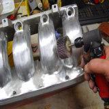 Rotella abrasiva montata della falda per il polacco del tubo dell'acciaio inossidabile