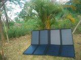 150W grande de la energía del dispositivo móvil solar plegable energía del cargador de bolsa utilizada en la Radio del Ejército