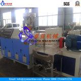 Máquina de la extrusión del perfil del grano de la esquina del PVC WPC de Zysj65 / 132