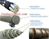 AAC AAAC ACSR descobrem o condutor (BS/ASTM/DIN/VDE)