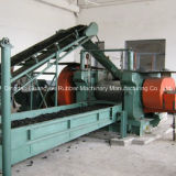Xkp560 Reclaim Rubber Machinery Tire Recycling Machine com alta configuração