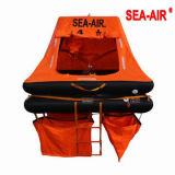 La norma ISO9650 4 personas balsas salvavidas inflables para yate (YJT-4)
