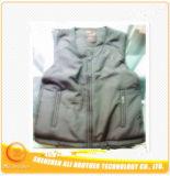 XL (tamanho europeu) Black Smart Li-Polymer Battery Heated Vest