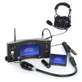 Récepteur de transmission vidéo sans fil sismique