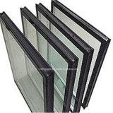 Freier Raum/tönte ab,/befleckt/reflektierend/Gebäude/isoliert/milderte,/abgehärtetes/lamelliertes Glas