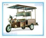 Triciclo elétrico / veículo elétrico movido para passageiro 1000W