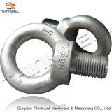 造られた鋼鉄によって電流を通されるDIN580アイボルト