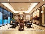 Papier peint décoratif intérieur du cuir 3D gravé en relief de la Chine Suoya 1071
