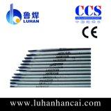 Electrodo de soldadura de acero de carbono (E6013 E7018) con certificado CE