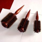 Brosse à cheveux avec des poils de sanglier (H3027)