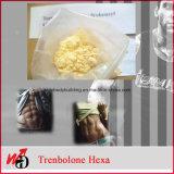 Порошок Trenbolone Hexahydrobenzylcarbonate анаболитных стероидов ранга USP сырцовый