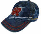 데님 의복에 의하여 세척되는 모자 (YYCM-120127)