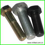 Boulon Hex (DIN931 / DIN933 Gr. 8.8)