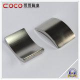 Konkurrierender gesinterter permanenter NdFeB Zylinder-Magnet für Gleichstrom-Bewegungs/Brushless-Motor /Step, das NI-CU-NI beschichtet