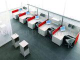 도매 사무용 가구 L 모양 현대 워크 스테이션 (SZ-WS155)