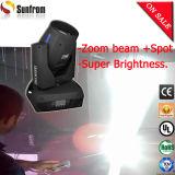 15r 2in1 Zoom-Spot Sharpy Strahl-bewegliches Hauptlicht