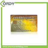 Fabrikpreis-Kontaktkarte mit Chipkarten des cmyk Geschäfts SLE5542
