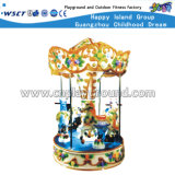 Venta caliente de lujo de estilo carrusel Europa niños eléctrico Merry-Go-Round (HD-10902)