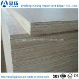Bintangor/Okoume/lápiz rojo comercial ceder o decoración de muebles de madera contrachapada