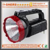 16のLEDの机ライト(SH-1953A)が付いている再充電可能な1W LEDの懐中電燈