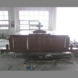 Rood Graniet 3 het Mausoleum van de Crematie van de Crypt van de Persoon