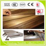 Una sofisticada tecnología de cola de trabajo de chapa de madera