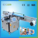Selbstflaschen-Drucken-Kennsatz-Etikettiermaschine des mineralwasser-Keno-L118