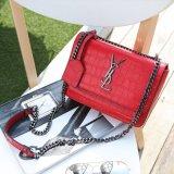 ヨーロッパ様式の銘柄デザイナー十字ボディ吊り鎖袋(16007)