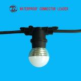 Luz impermeable de la correa del sostenedor LED de la lámpara E27 con el cable de goma