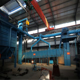 Machine de moulage au sable de procédé de vide de coût bas