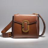 De nieuwe Handtas van de Ontwerper van de Merknaam, de Zak van het Leer van Dames