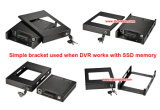 HD Mobile DVR 1080P Video Resolution, Model BD-318, Support 2TB HDD and 128GB SD Card