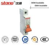 Автомат защити цепи MCB 3p вакуума нового продукта Stcb-1 миниый