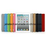 iPad 2/3/4のための磁石Smart Cover Leather Case