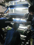 Torchio tipografico flessografico di colore Yb-6800 sei